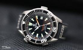 Die Ocean Navigator ist limitiert auf 100 Exemplare