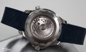 Das Master Chronometer-Kaliber 8800 mit freier Unruh-Spiralfeder aus Silizium