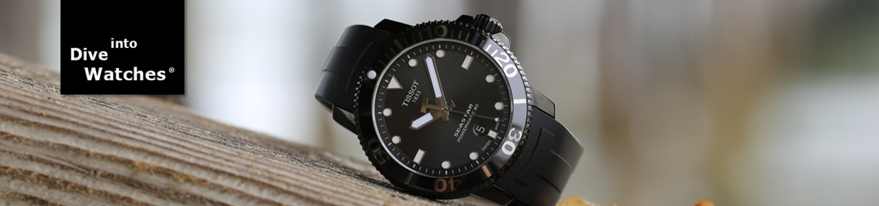 Dive into Watches