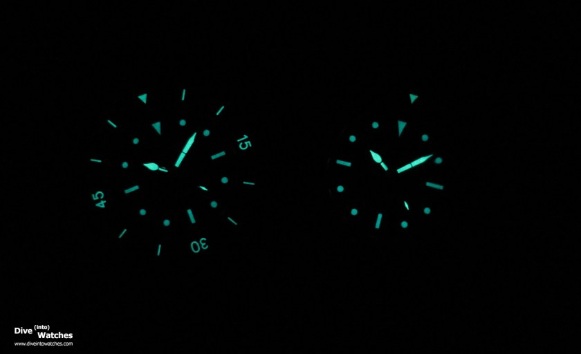 This image has an empty alt attribute; its file name is Bulova_Archive_Series_Mil_Ships_W_2181_Lume_Comparison_ZRH_2021-1024x624.jpg
