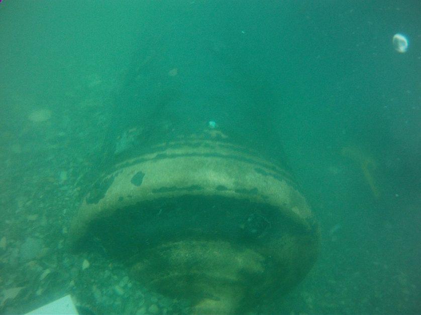 684976637f Naufrágio do século XVI é encontrado na costa da Flórida