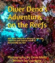 Diver Dena's Adventure Book