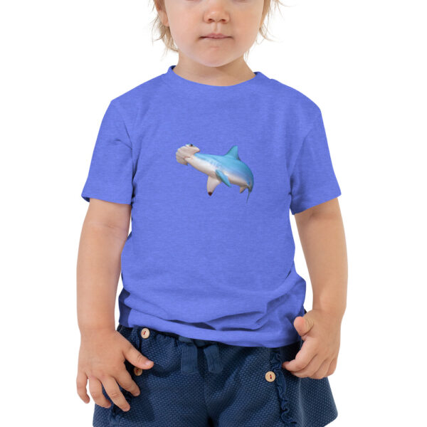 Diver Dena's Adventure Shop-- Hammerhead Toddler Tee