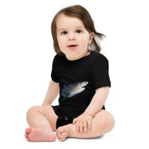 Diver Dena's Adventure Shop- Baby Shark Onesie
