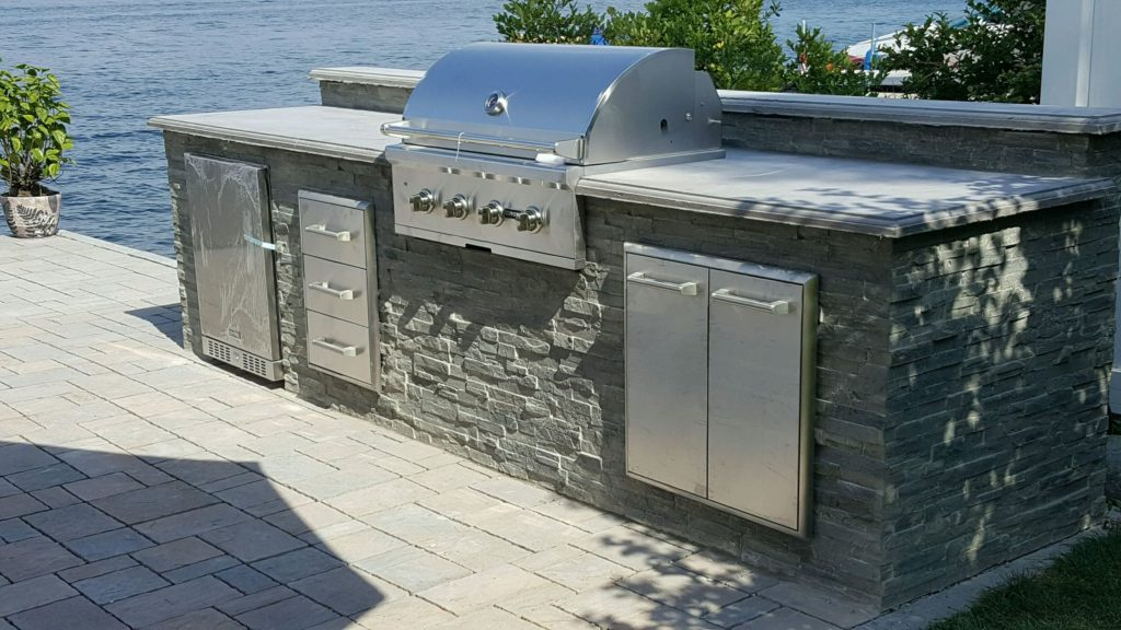 Outdoor Kitchens  Diversified Dock and Marine Supply