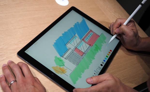 La comercialización de iPad Pro en México inició el miércoles 11 de noviembre, a un precio de entrada de 16,499 pesos. Foto: Especial/Divergente.info