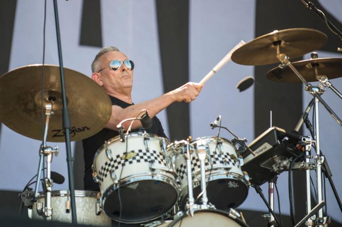 El baterista de 62 años de edad falleció ayer por la noche, en Londres. Foto: Especial.-