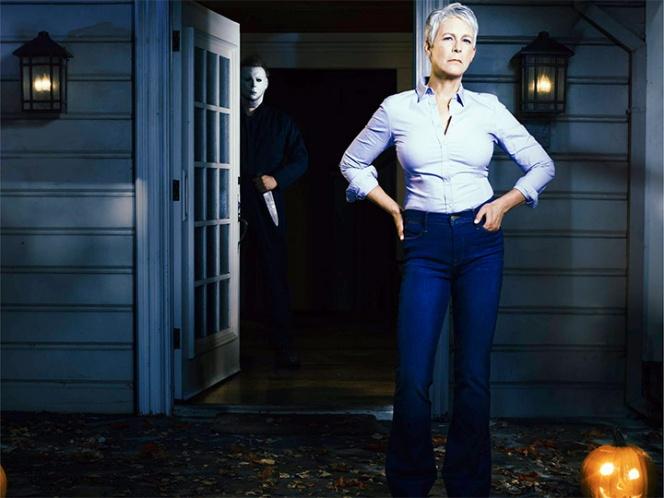 Jamie Lee Curtis regresa a la saga de terror Halloween