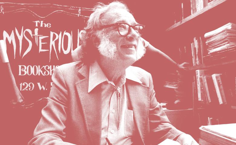 Isaac Asimov, de la ciencia ficción al mundo en que vivimos