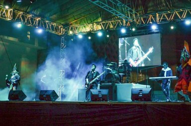 Yibel, casi una década de rockear en maya tsotsil