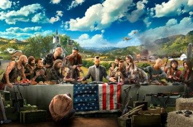Sale a la luz Far Cry 5, inspirado en la vida sureña de EE.UU.