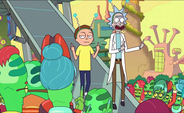 La cuarta temporada de Rick y Morty está más cerca de lo que esperabas