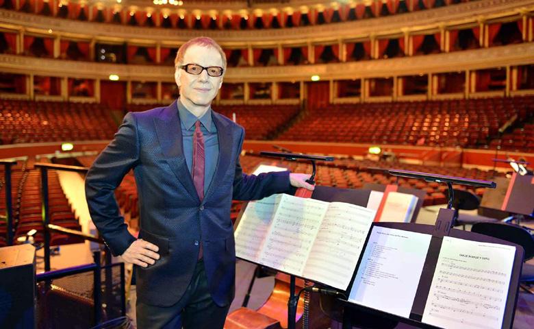Danny Elfman, el genio detrás de las mejores bandas sonoras