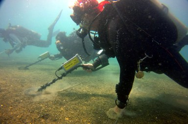 Expertos del INAH buscan navíos hundidos por Hernán Cortés en Veracruz