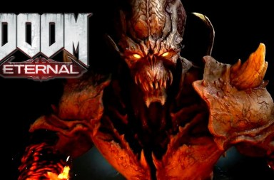 #LaTeoríaDelHuevo  Doom Eternal: Así lucirá el infierno en la Tierra
