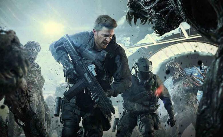 #LaTeoríaDelHuevo| El regreso de Chris Redfield en Resident Evil