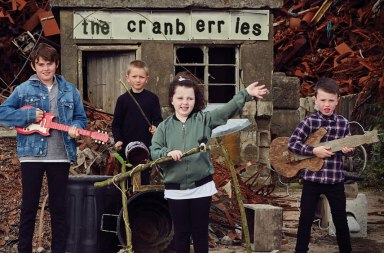 Dolores O'Riordan regresa en el nuevo disco de The Cranberries