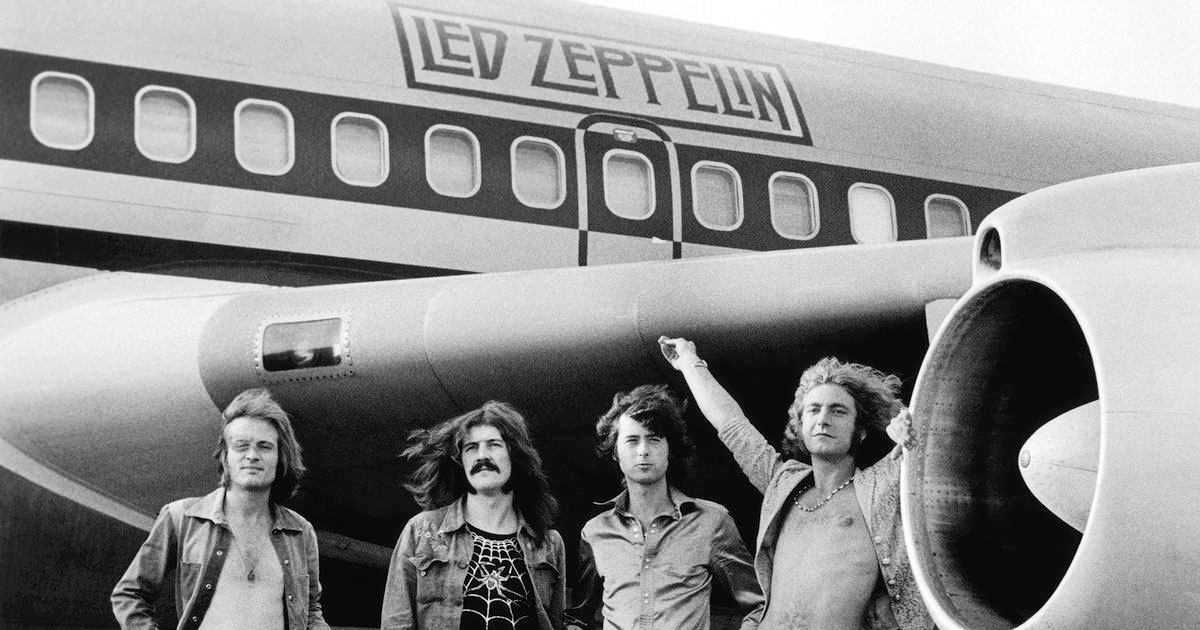 Led Zeppelin celebra su 50 aniversario con un documental