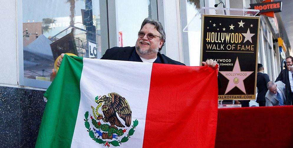 Guillermo del Toro ya tiene su estrella en el Paseo de la Fama