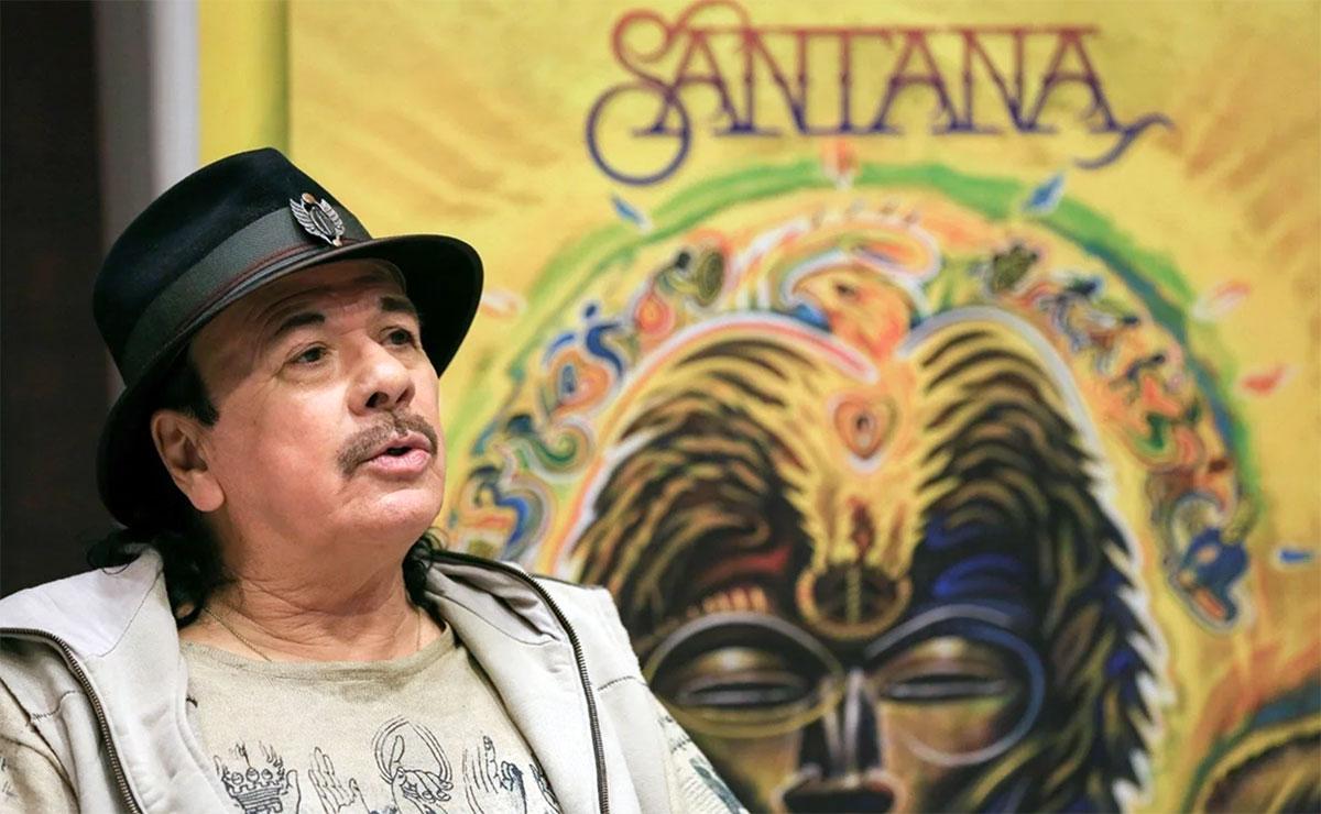 Carlos Santana tendrá su propia cepa de marihuana