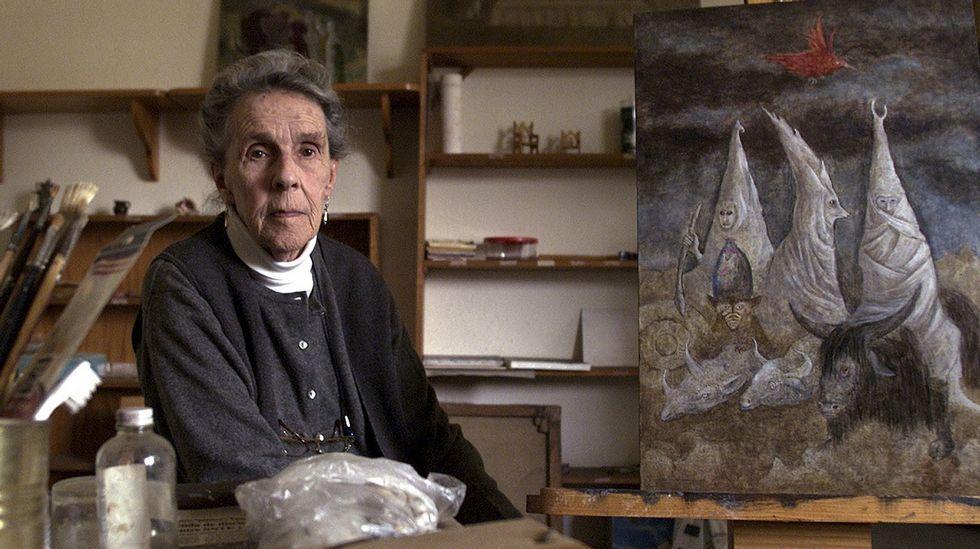 Leonora Carrington, vida y obra de una prominente artista surrealista