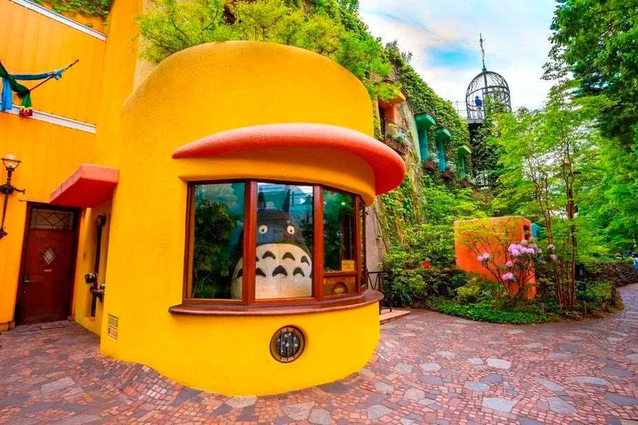 El fantástico museo Ghibli comienza recorridos virtuales