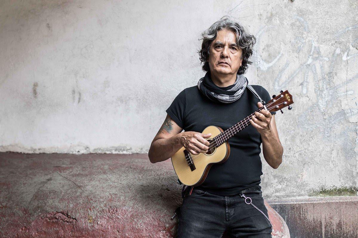 El músico de rock es resultado de la historia de su país