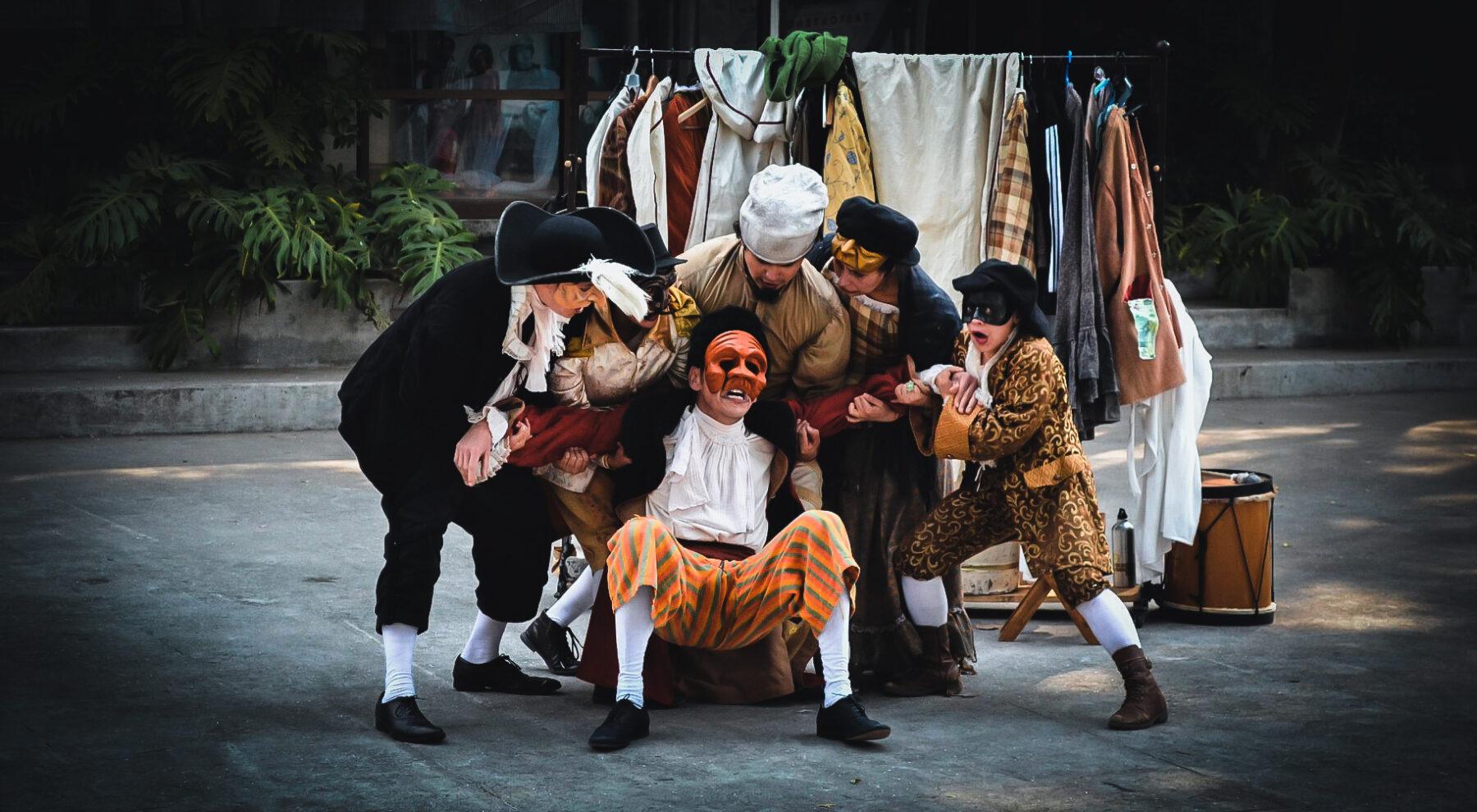 Con conversatorio, la compañía Ráfaga Teatro celebra quinto aniversario