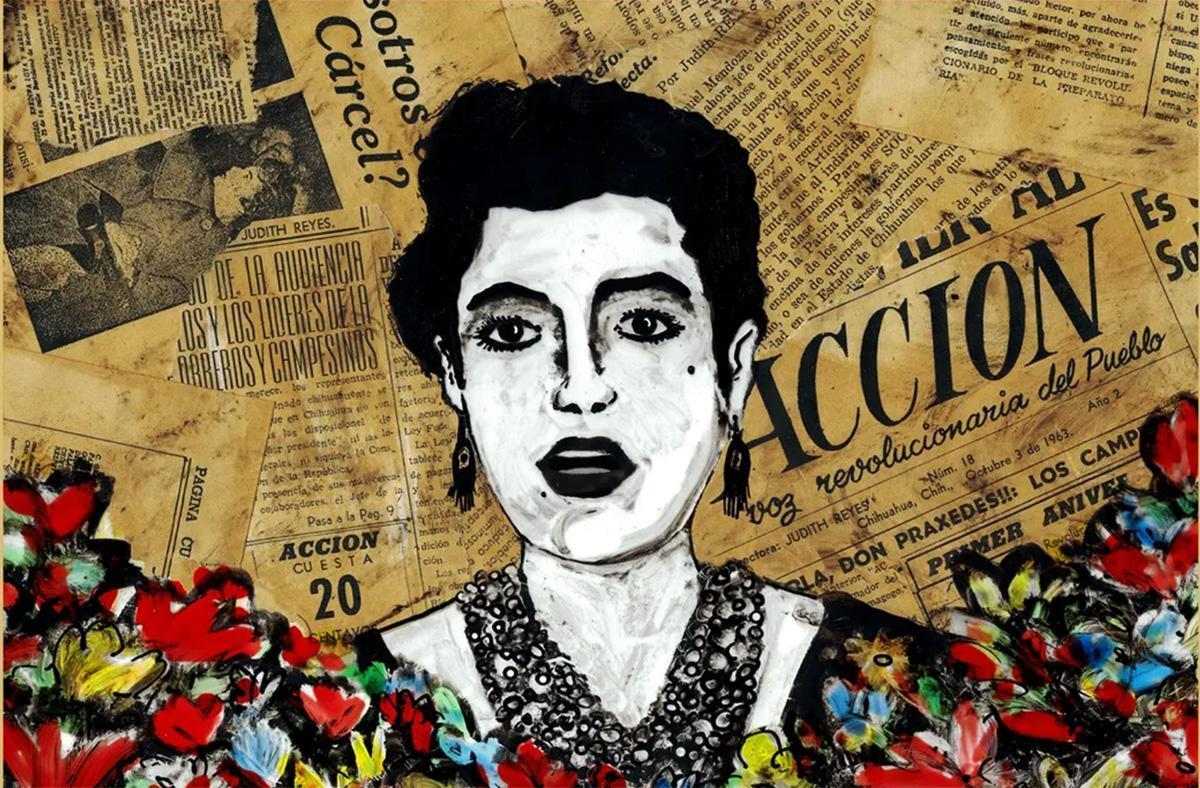 Alas para un canto libre, disco tributo a Judith Reyes