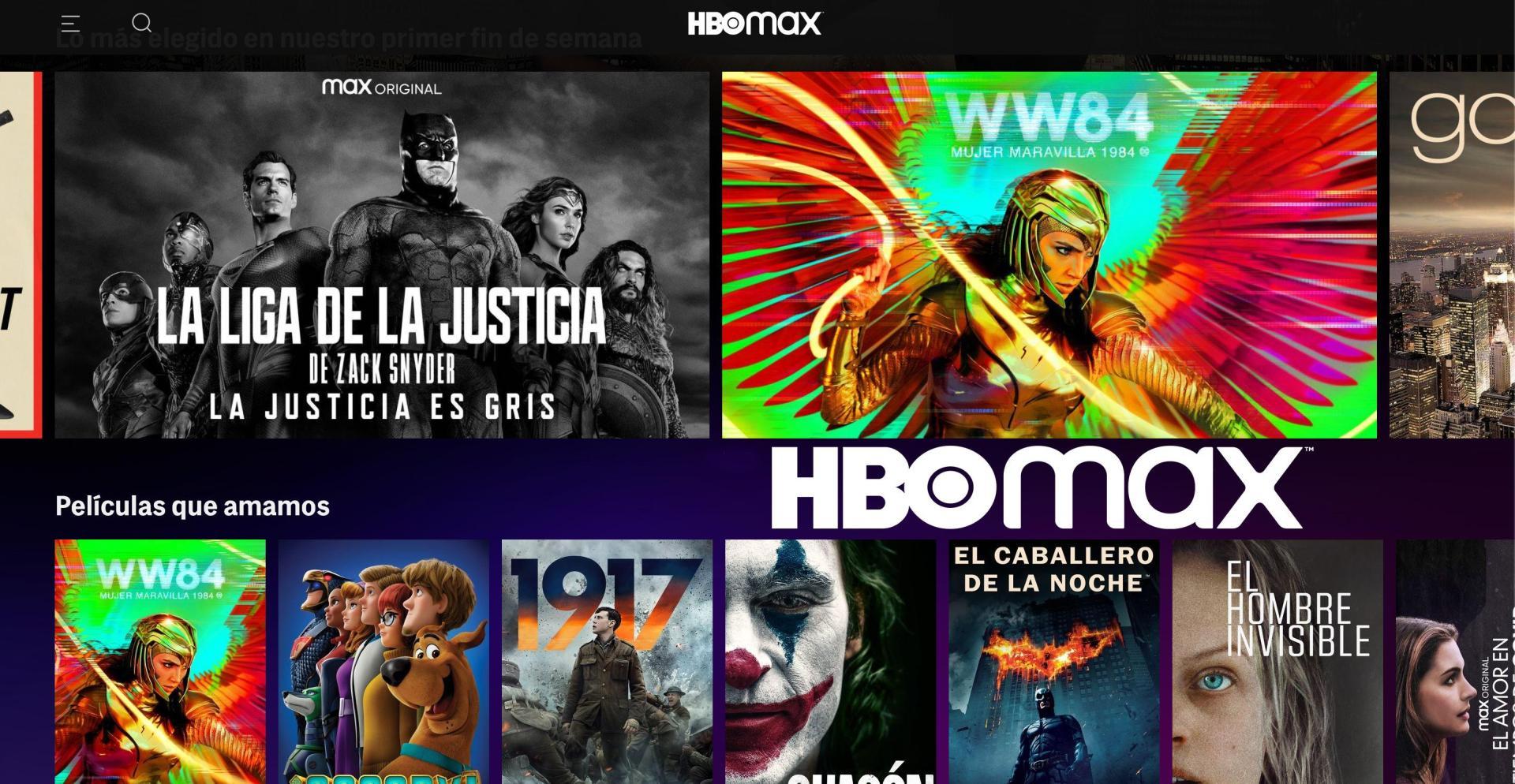 HBO Max y su oferta de streaming en Latinoamérica