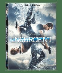 Insurgent DVD