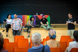 Gitanas y BDS Orgullo'17 - 02