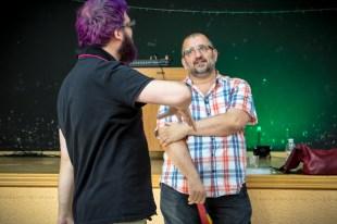 Gitanas y BDS Orgullo'17 - 15