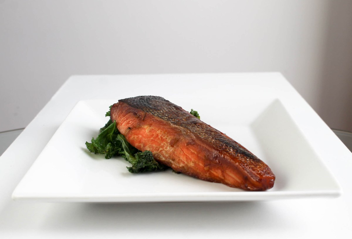 Miso Marinated Salmon
