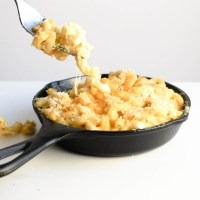 Five Cheese Truffle Mac and Cheese