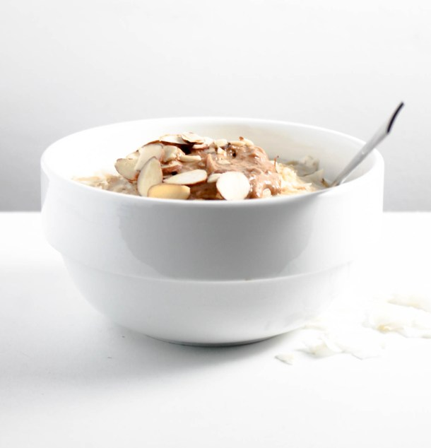 Coconut Oatmeal by Diverse Dinners