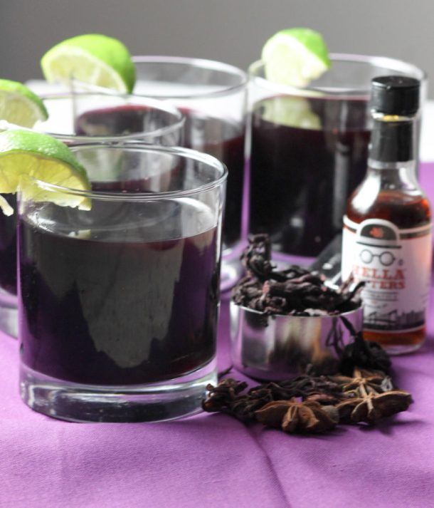Spiced Caribbean Sorrel by Diverse Dinners