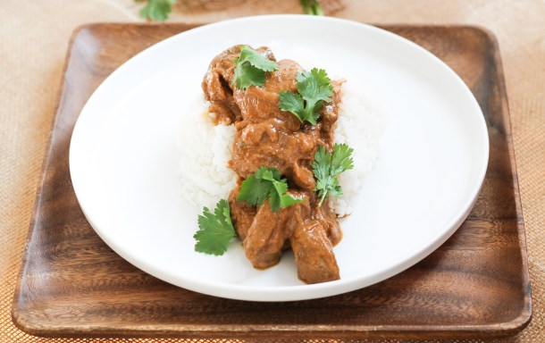 Mild Lamb Curry by Diverse Dinners