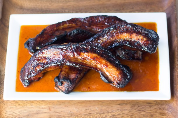 Sweet and Spicy Mezcal Pork Belly by Diverse Dinners