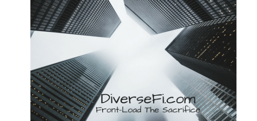 Front-Load The Sacrifice