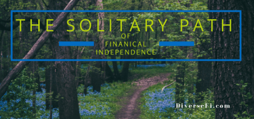 The Solitary Path To Financial Independence
