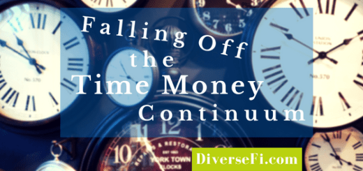 The Time Money Continuum