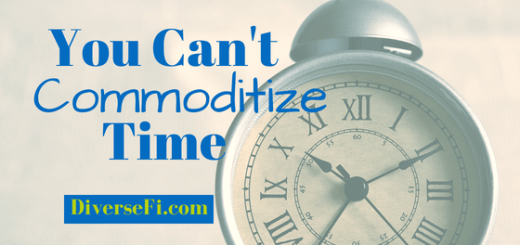 You Can't Commoditize Time