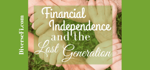 Financial Independence and the Lost Generation