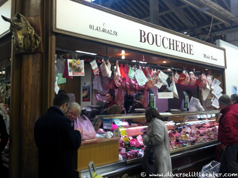 French Butcher (boucherie)