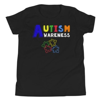 Autism Awareness Kids Puzzle T-Shirt