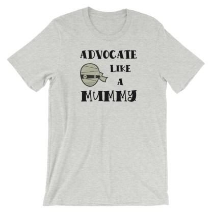 advocate like a mummy athletic heather