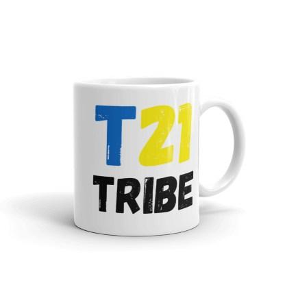 T21 Tribe Mug – Down Syndrome Awareness