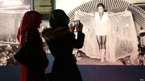 Em menos de dois meses, mais de 50 mil pessoas visitaram a exibição em Istambul