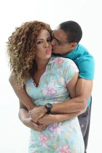 Ariane e Anderson estão juntos há sete anos    Foto: Sérgio Figueiredo